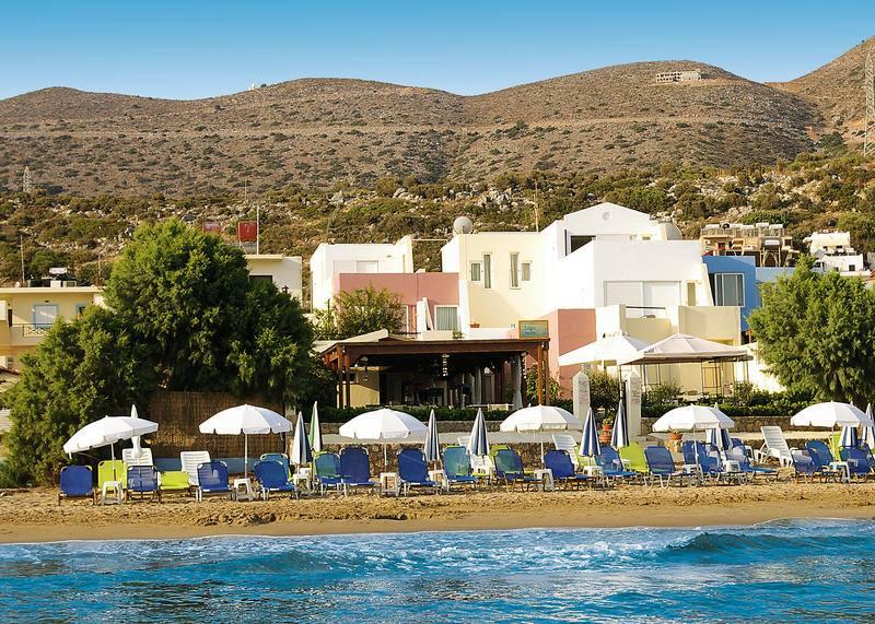 Appartementen Talgo - Stalis - Heraklion Kreta